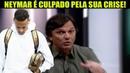 Neymar precisa de 'especialistas em gerir crise' para melhorar imagem, analisa Mauro Cezar