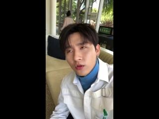 [VK][31.07.2018] Monsta X Google Update - How to pronounce Changkyun