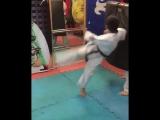 До Маваше Кайтен гери в подготовке бойца Кёкусинкай карате. Подготовка бойца. http://vk.com/oyama_mas