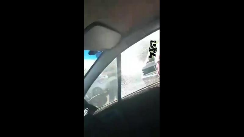 араб атаковал еврея, указавшего ему на неправильный обгон на дороге