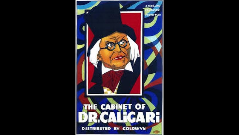Кабинет доктора Калигари/Das Cabinet des Dr. Caligari (1920, Роберт Вине/Robert Wiene)