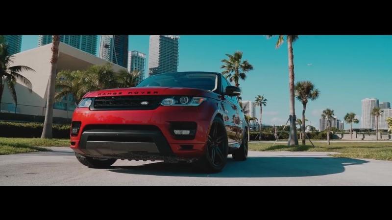 Vossen Hybrid Forged HF-1 | Range Rover Sport | Tinted Gloss Black