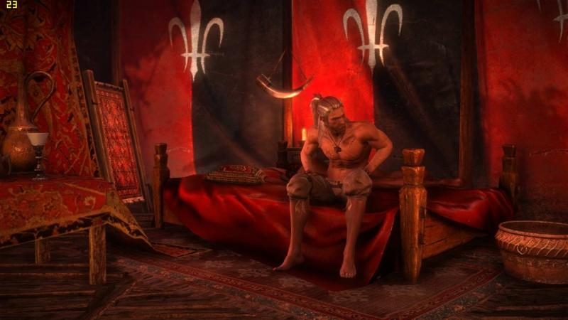 Ведьмак 2: Убийцы Королей - Бьянка И Её Имба Состоящая Из Двух Половинок