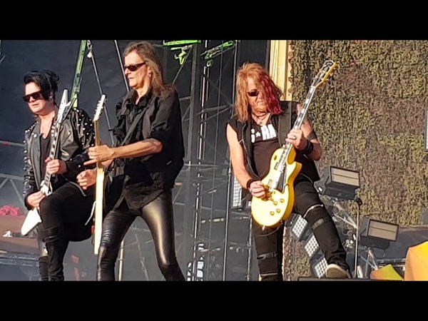 Helloween - how many tears - live Firenze rock 16.06.2018