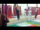 Открытый урок . Воздушная акробатика . Северодвинск 28/12-2017