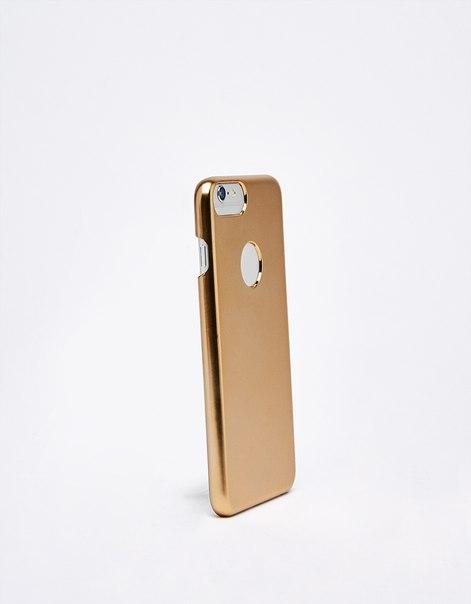 Металлизированный чехол для iPhone 6 plus/ 7 plus