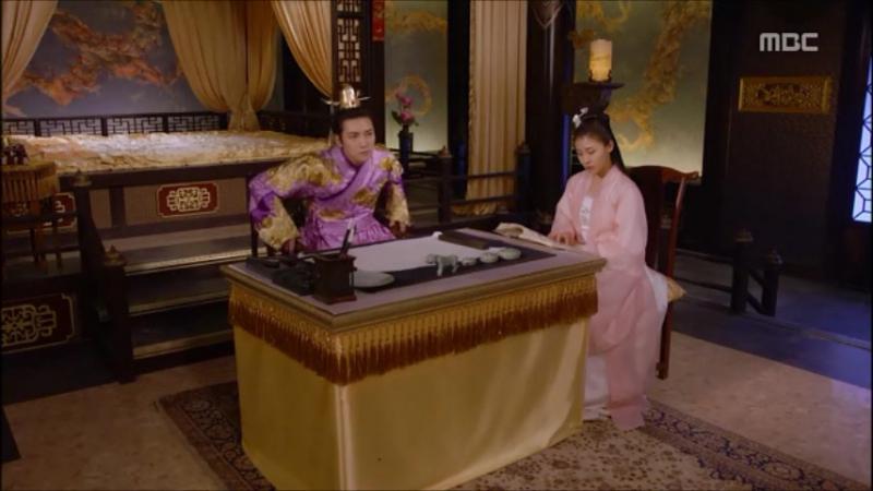 Императрица Ки - Секретное образование императора Тогона. Учительница Ки Нян. Часть 2