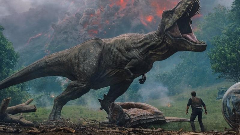 Watch Jurassic World: Fallen Kingdom (2018) Full Movie Original in Amblin Entertainment