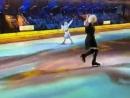Осетинский танец на льду - Хонга кафт.