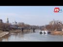 В Вологодскую область придут дожди
