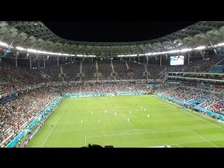 Англия Тунис Волгоград Арена
