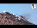 Обстрел курдами турецкого вертолета из ПТРК 29.12.2017