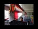 Продвинутые упражнения на пресс | FitZone