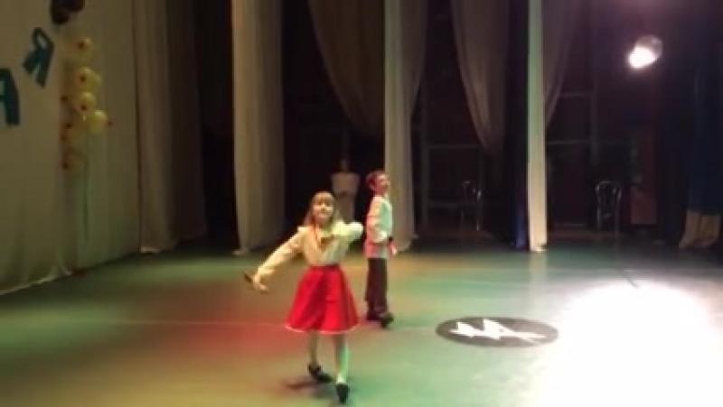 Семечки - Дуэт Аня Новикова и Ваня Комаров -студияОткрытая дверь