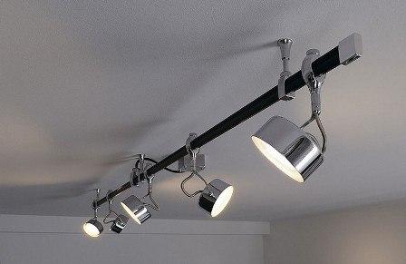 Установка трековых светильников - картинка 1