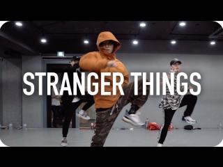 1Million dance studio Stranger Things - Joyner Lucas & Chris Brown / Junsun Yoo Choreography