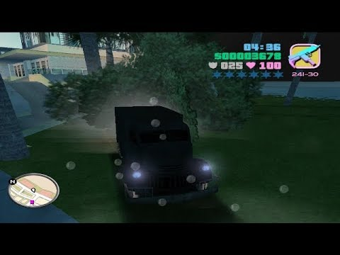 GTA Vice City - Jeepers Creepers truck