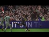 FIFA18 (ДРАФТ) Гол КриРО в своем стиле.