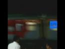 NC: Убегающий (задом наперёд) поезд