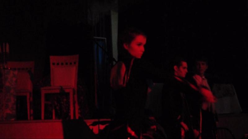 Black Dreiser и театр Фаэтон (формула любви)