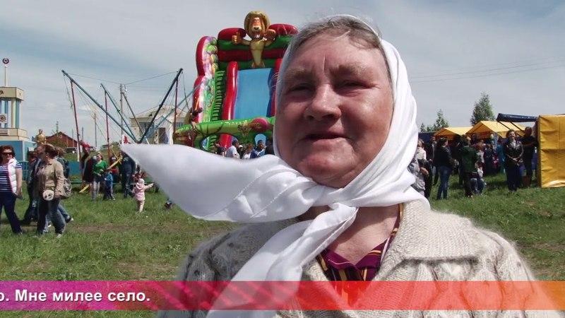 Од пинге. Троица в селе Сабанчеево Атяшевского района