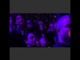 Дакота и Крис Мартин на концерте Ника Кейва в Тель-Авиве (19.11.2017)