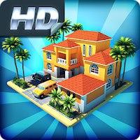 City Island 4 Магнат Sim (HD) [Мод: много денег]