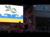 Мишель Фам и Дмитрий Дмитриев - Сестрорецк Зажигает огни-кусочек (9 мая 2018)