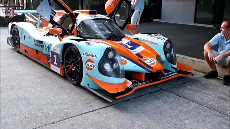 Gulf Ligier Js LMP3 Le Mans - Sepang 2018
