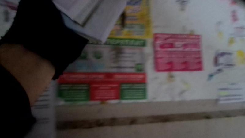 Расклейка рекламы. Надежные окна ПВХ в Минске. – Рассрочка 0%
