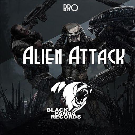 Bro альбом Alien Attack