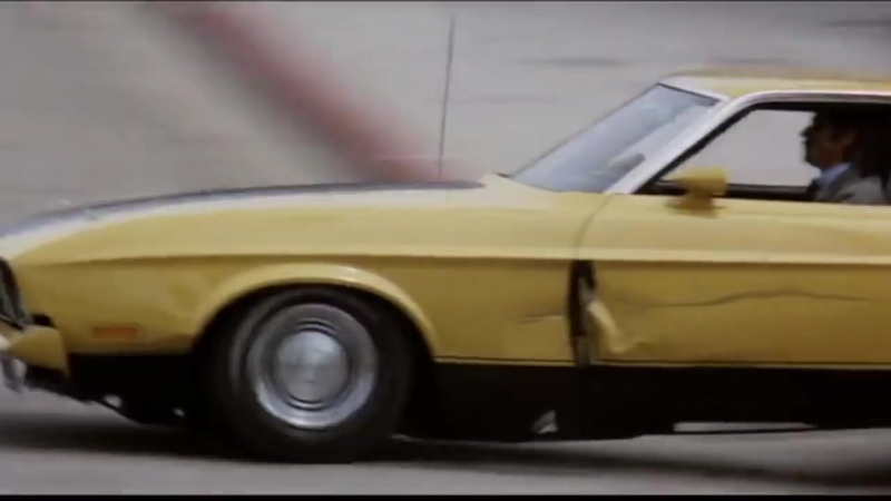 Gone in 60 Seconds (1974) (Original Soundtrack, Remastered Footage) (Car Chase)