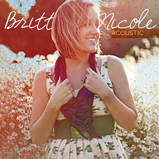 Britt Nicole альбом Acoustic