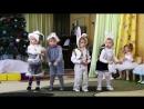Танец мальчиков-зайчиков на утреннике в детском саду