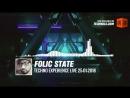 Techno Music with DJ FLS - Techno Experience live Periscope Techno
