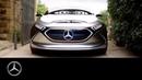 Mercedes-Benz Concept EQA Marcin Öz: Time to do something new