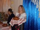Татьяна Сверликовская и танцевальный дуэт Интуиция на празднике дня сельского хозяйства в Южном