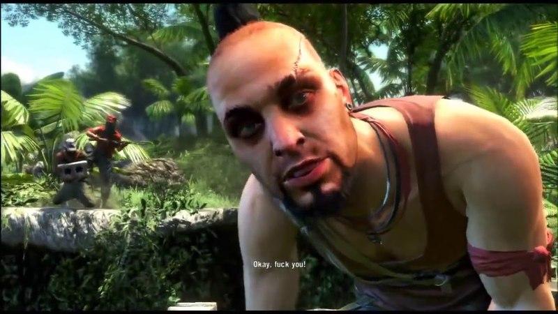 Far Cry 3 - Vaas Definition of Insanity