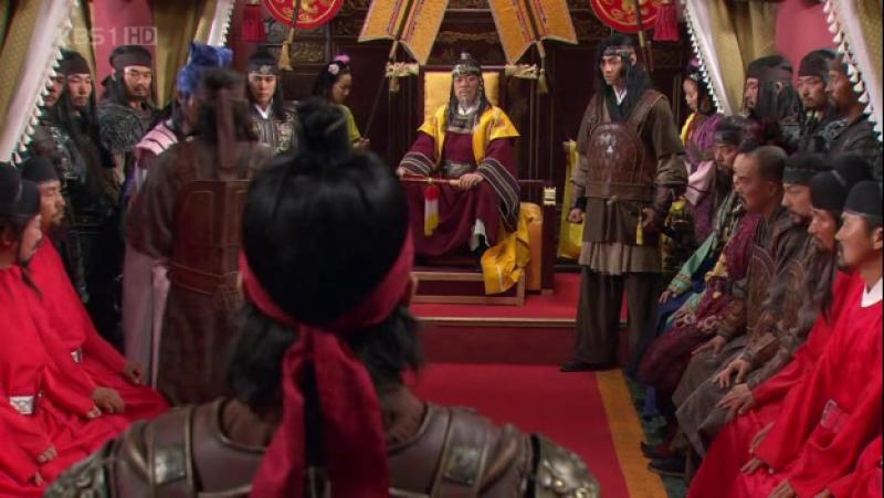 [Сабы Babula / ClubFate] - 087/134 - Тэ Чжоён / Dae Jo Young (2006-2007/Юж.Корея)