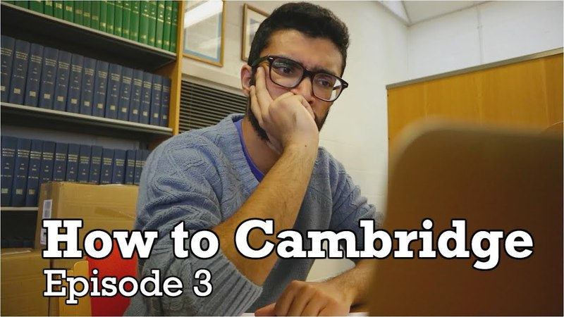 FIRST LECTURE OF TERM | How to Cambridge Ep. 3 | Cambridge University Physics Vlog