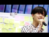 [FANCAM] 19.05.2018: Сончжэ - Self-composed New Song @ Solo Fan Meeting in Hong Kong