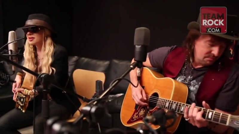 Richie Sambora and Orianthi- Livin On A Prayer