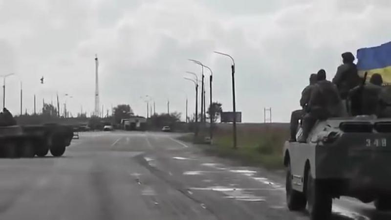 Цирк ВСУ Чонгар.