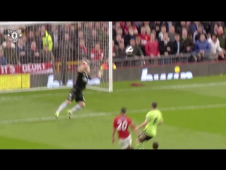 RvP - all the premier league goals for man united