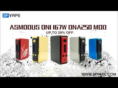 Asmodus Oni 167W DNA250 Mod