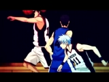 Аниме Рэп про Кагами Тайга из Баскетбол Куроко Rap do Kagami Taiga Kuroko No Basket AMV