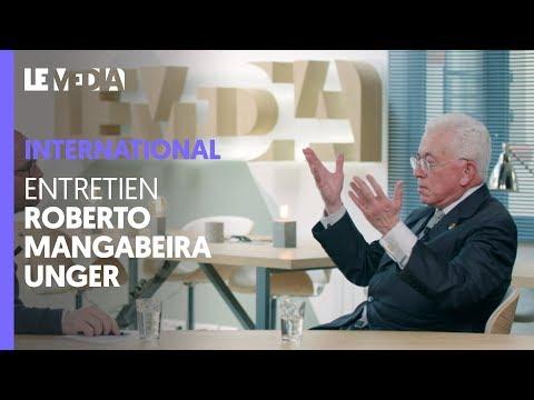 ENTRETIEN AVEC LE PHILOSOPHE ROBERTO MANGABEIRA UNGER, ANCIEN MINISTRE DE LULA