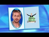 Happy birthday, Ryan Gosling