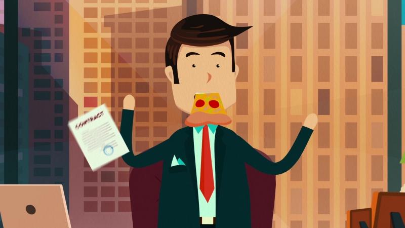 Pronto Pizza вирішує Твої проблеми!