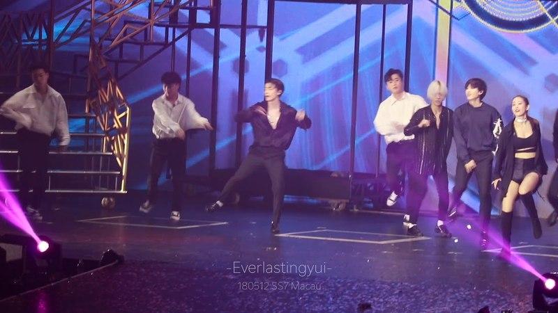 [HD Fancam] 180512 Super Show 7 in Macau - Lo Siento 로시엔토